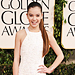 How Hailee Steinfeld Picked Her Golden Globes Dress