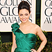 Mila Kunis's Golden Globes Dress Was Made in Four Days
