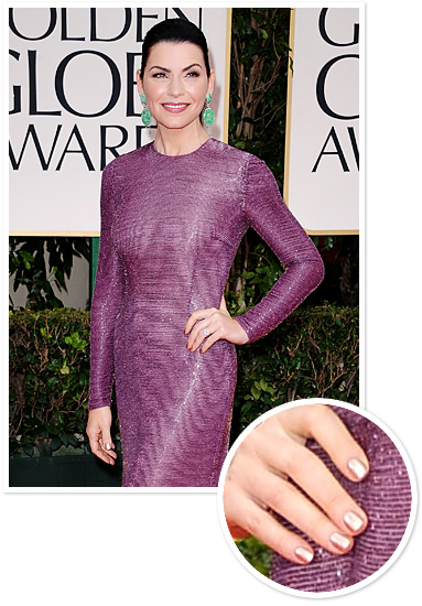 Julianna Margulies Nails