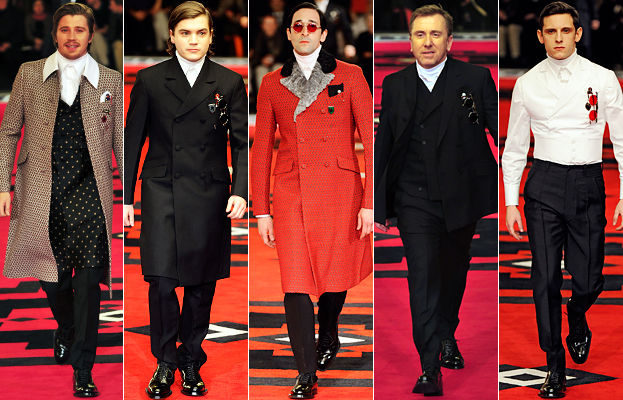 prada mens fall 2012 runway