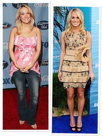 American Idol, Carrie Underwood