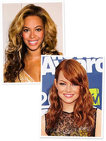 Beyonce, Emma Stone