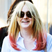 Do You Like Dakota Fanning's Pink Hair?