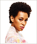 Solange Knowles InStyle