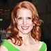 Jessica Chastain Explains Her Colorful Fashion Choices