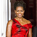 Michelle Obamas Red Looks