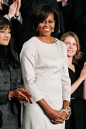 Michelle Obama State of the Union