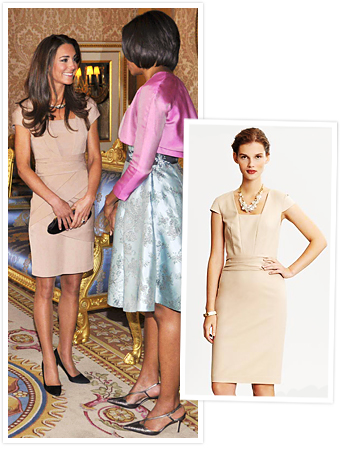 Kate Middleton, Banana Republic