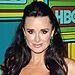 Kyle Richards&#039; Emerald Earrings are $125