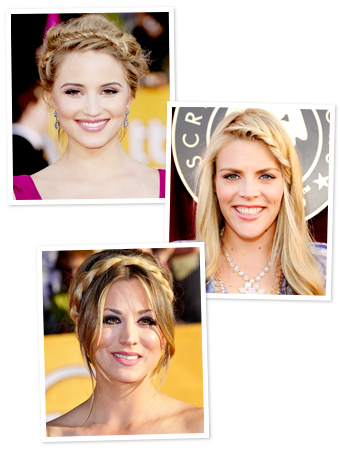 Braids SAG Awards 2012