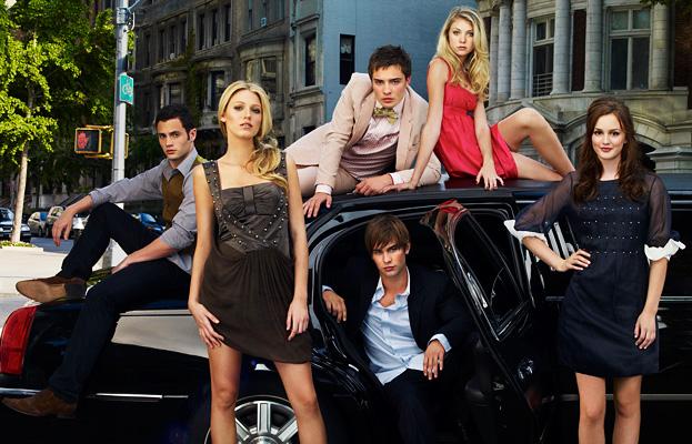 Gossip Girl, Blake Lively, Leighton Meester