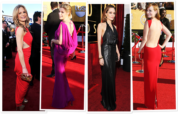Kyra Sedgwick, Julie Bowen, Angelina Jolie, Ahna O'Reilly