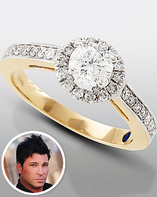 david tutera wedding rings - Sears Wedding Rings