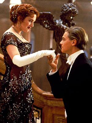 Titanic 3D, Kate Winslet