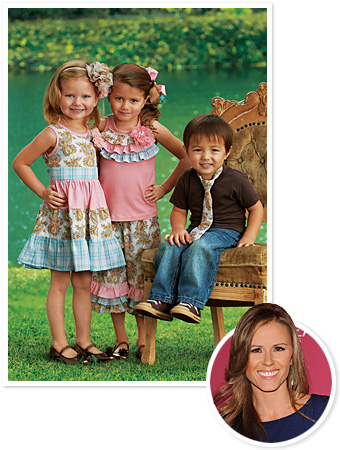 Trista Sutter baby clothes