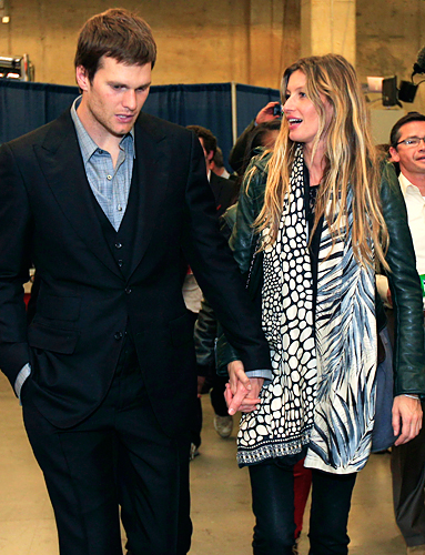 Gisele Bundchen, Tom Brady, Super Bowl