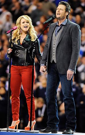 Miranda Lambert, Blake Shelton