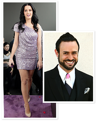 Katy Perry Nick Verreos
