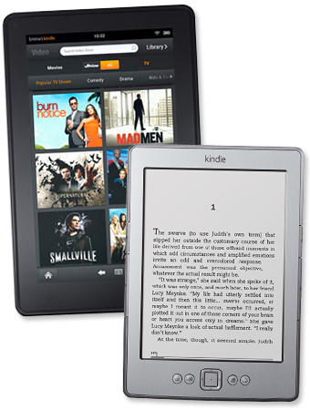 Amazon, Standalone Store, Kindle