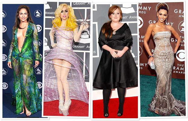 Jennifer Lopez, Stella McCartney, Adele, Beyonce