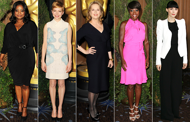 The 2012 Academy Awards Nominees Luncheon