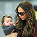 Victoria Beckham Packs Plenty of Baby Outfits for Flights With Harper Seven