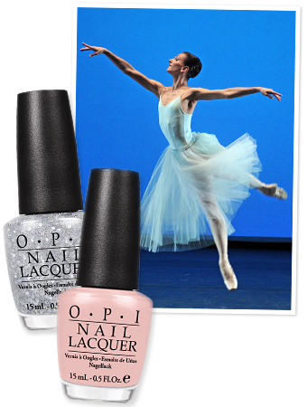 New York Ballet - OPI Nail Polish