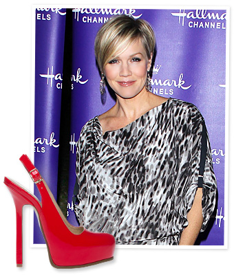 ShoeDazzle, Jennie Garth