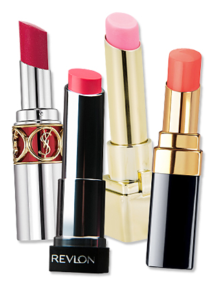 YSL - Chanel - Tinted Lip Balms