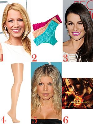 Blake Lively, Lea Michele