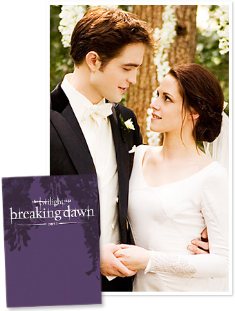 Twilight, Breaking Dawn DVD