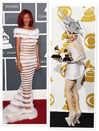 Grammys, Rihanna, Lady Gaga