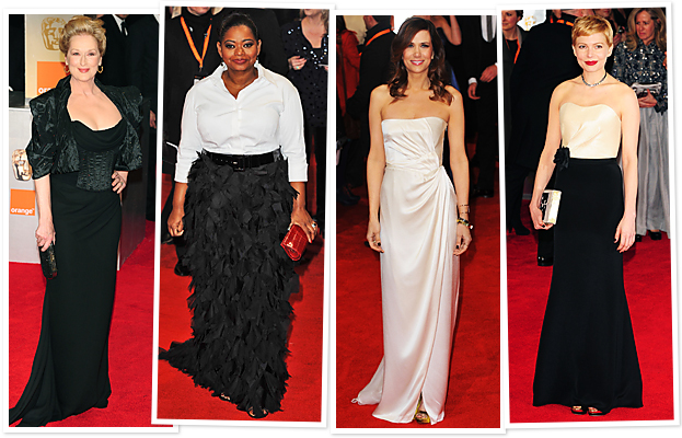 Meryl Streep, Octavia Spencer, Kristen Wiig, Michelle Williams