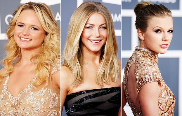 Grammys Hair 2012