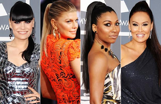Grammys Hair