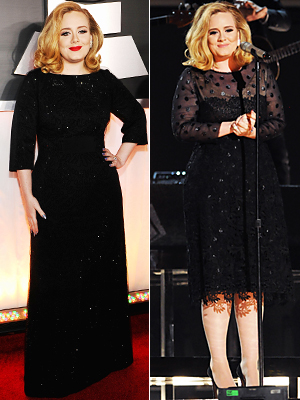 Adele, 2012 Grammys