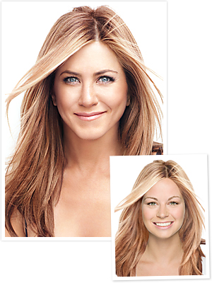 Jennifer Aniston Hair - InStyle Cover