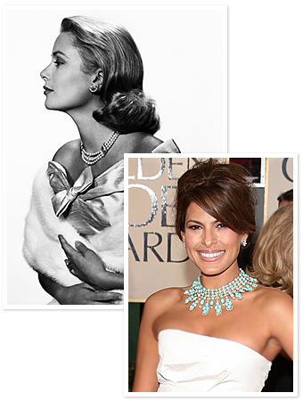 grace kelly eva mendes