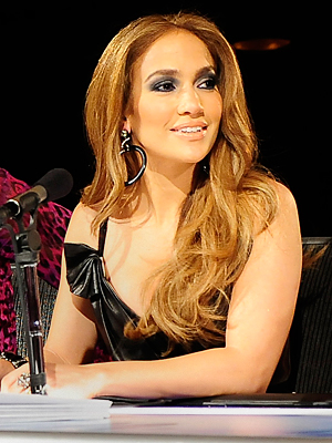 jennifer lopez hair colour american idol. Jennifer Lopez INF Photo