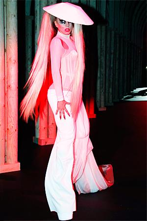 Lady Gaga Nicola Formichetti