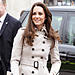 Kate Middleton's Trench Coat Can Be Yours