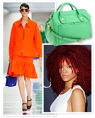 Prada, Marc by Marc Jacobs, Rihanna