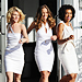 Charlies Angels First Look: Minka Kelly, Rachel Taylor, Annie Ilonzeh on Set!