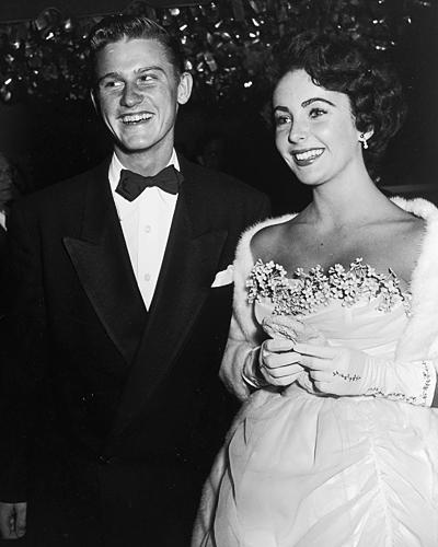 Roddy Mcdowall And Elizabeth Taylor Roddy McDowall ...