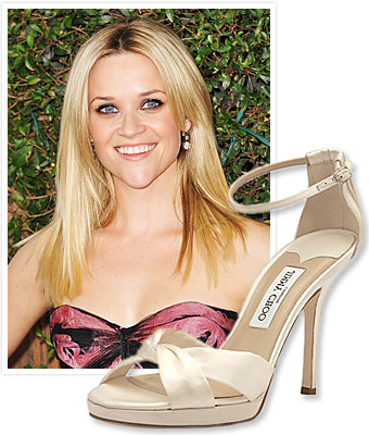 Reese Witherspoon, Jimmy Choo