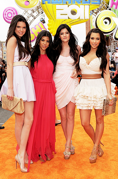 The Kardashians, 2011 Kids' Choice Awards