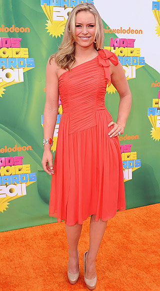 Lindsey Vohn, 2011 Kids' Choice Awards