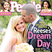 Reese Witherspoon's Pink Wedding Dress!