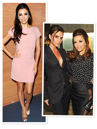 Eva Longoria In Victoria Beckham