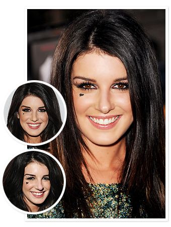 Shenae Grimes Spread the Heart Movement